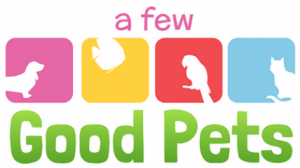 a few good pets logo